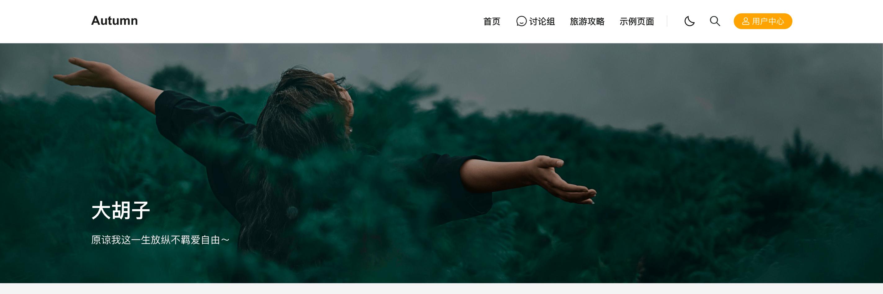 【WordPress】Autumn-Pro 2.4去授权破解版下载插图(12)